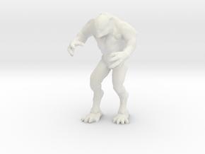 Hell Knight - Doom - V2 in White Premium Versatile Plastic