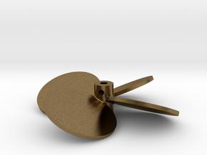 "2.50"" - BBP 25º LH in Natural Bronze"
