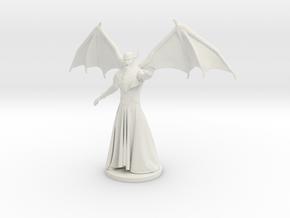 Venger Miniature in White Natural Versatile Plastic: 1:48 - O