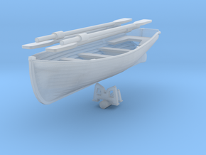 1/72 DKM 6m Long Boat in Smooth Fine Detail Plastic