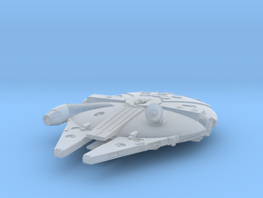 1:1500 Millenium Falcon, gear up in Smoothest Fine Detail Plastic