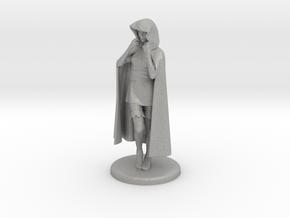 Sheila the Thief Miniature in Aluminum: 1:48 - O