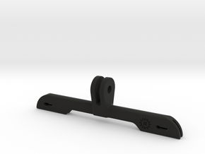 Number Holder for GoPro Mount in Black Premium Strong & Flexible