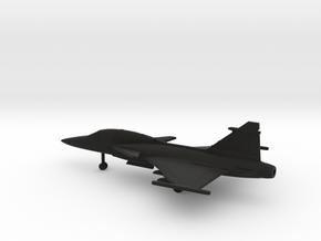Saab JAS.39D Gripen in Black Strong & Flexible: 1:200