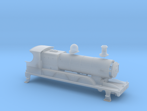LNER K6 Warrior Class (Freelance) in Smooth Fine Detail Plastic