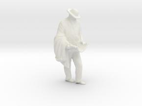 Printle V Homme 1397 - 1/43 - wob in White Natural Versatile Plastic