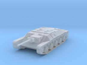 SU-IT-76 1:87 in Smooth Fine Detail Plastic