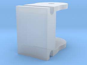 onderstuk powertilt in Smooth Fine Detail Plastic