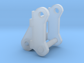 V2 adapter knijpbak in Smooth Fine Detail Plastic