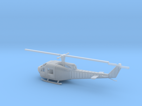 1/285 Scale UH-1B in Smooth Fine Detail Plastic