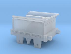 N Gauge Lion (Titfield Thunderbolt) Tender in Smooth Fine Detail Plastic