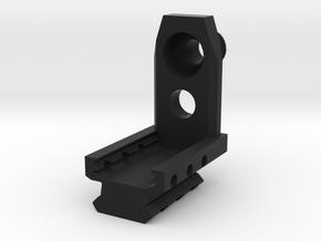 Combat Zone Enforcer Muzzle Adapter in Black Premium Versatile Plastic