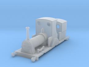 b-148fs-smr-gazelle-loco-1 in Smooth Fine Detail Plastic