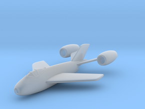(1:144) Focke-WulfSuper Lorin in Smooth Fine Detail Plastic