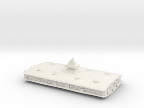 5th element Federated Destroyer in White Natural Versatile Plastic