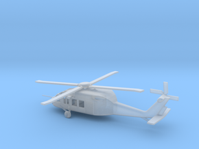 1/160 Scale BlackHawk HH-60 in Smooth Fine Detail Plastic