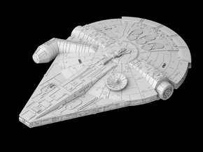 SOLO Millennium Falcon (1/500) in Smooth Fine Detail Plastic