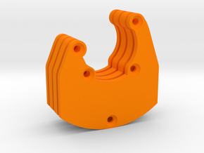Margouillat | Front weight carrier in Orange Processed Versatile Plastic