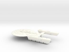 vilhelm in White Processed Versatile Plastic