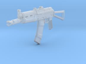 1/10th AKS-74Ugun in Smooth Fine Detail Plastic