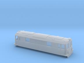 Swedish BJ/GDJ/SJ electric locomotive type O/Bk -  in Smooth Fine Detail Plastic