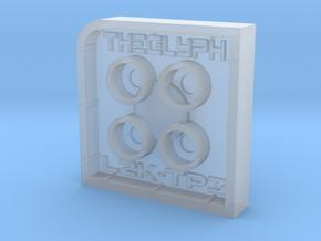 L2K-TP-03 in Smooth Fine Detail Plastic