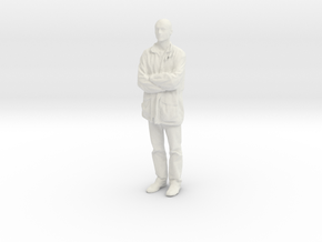 Printle C Homme 1710 - 1/24 - wob in White Natural Versatile Plastic
