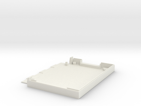 HC508_CASE_LO_R1 in White Natural Versatile Plastic