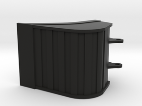 100cm bak 14 tonner in Black Natural Versatile Plastic