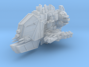 Brawler Light Cruiser in Smooth Fine Detail Plastic