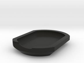 Rapidstrike Pusher Cover v1 in Black Natural Versatile Plastic
