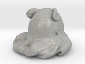 Dumbo octopus At 1.5 inch in Aluminum: Small