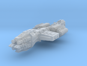 Earth Alliance Orion-Class Carrier 50mm in Smooth Fine Detail Plastic