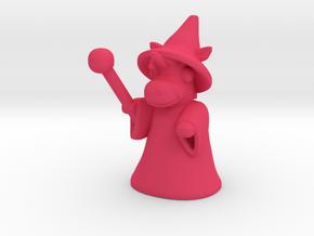 Unicorny (so magical) in Pink Processed Versatile Plastic