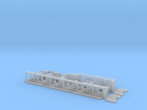 cmz88733 TEE Saphir in Smoothest Fine Detail Plastic