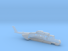 HH3-144scale-01-Airframe-Left in Smooth Fine Detail Plastic