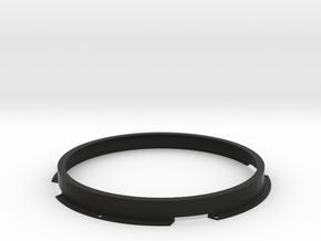 Headlight Surround Ring in Black Natural Versatile Plastic