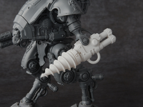 Mini Knight - Rock Drill in Smooth Fine Detail Plastic