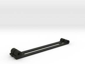 FR02 Side Arms in Black Natural Versatile Plastic