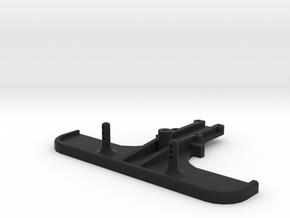 FR02 Front Bumper Lemans for MC3 LMP Polycarbonate in Black Natural Versatile Plastic