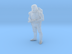 Printle C Homme 1165 - 1/87 - wob in Smooth Fine Detail Plastic