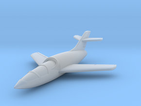 (1:285) Yakovlev Yak-29 in Smooth Fine Detail Plastic