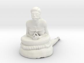 Printle N Femme 509 - 1/32 - wob in White Natural Versatile Plastic