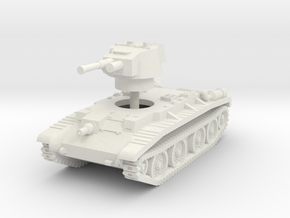 1/144 10TP cruiser tank in White Natural Versatile Plastic