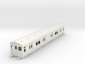 o-100-lner-single-luggage-motor-coach in White Natural Versatile Plastic