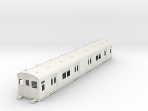 o-43-lner-single-luggage-motor-coach in White Natural Versatile Plastic