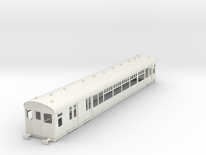 o-43-lner-single-lugg-motor-3rd-coach in White Natural Versatile Plastic