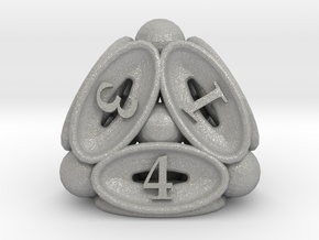 Spore Die4 in Aluminum