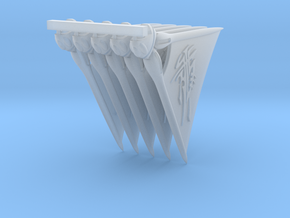 ReaverSail_Strifex5 in Smooth Fine Detail Plastic