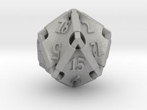 Stretcher d20 in Aluminum